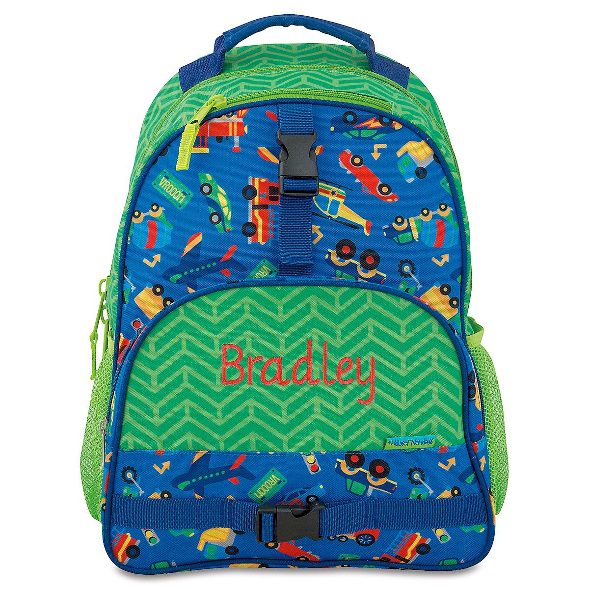 Transportation Personalized Backpack by Stephen Joseph®