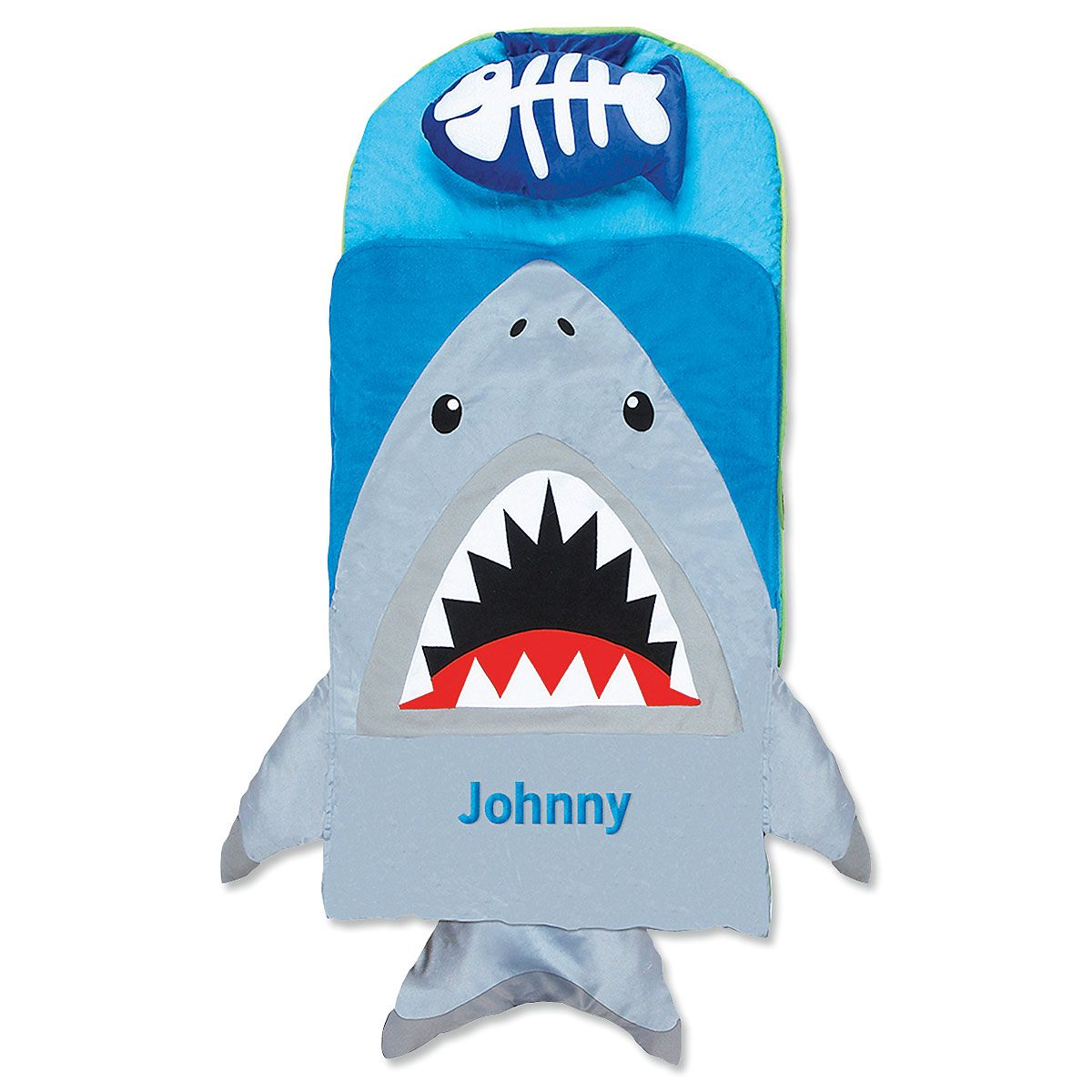 Personalized Shark Nap Mat by Stephen Joseph®