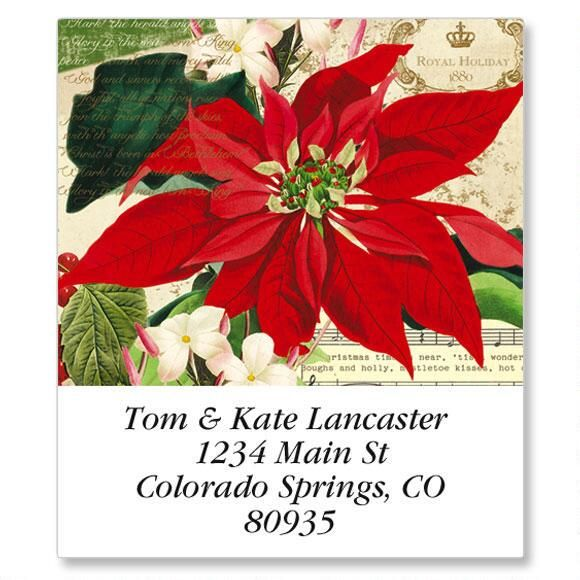 Winter Joy Select Address Labels