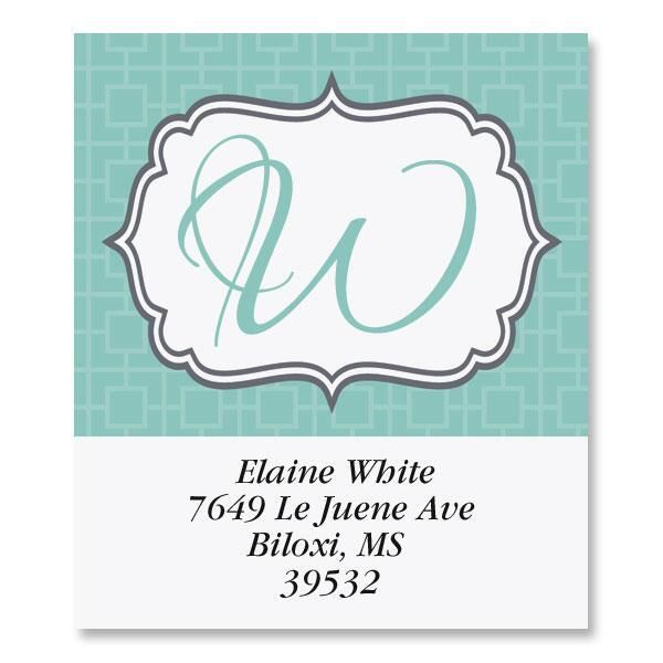 Moda Select Address Labels