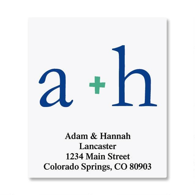 You and Me Select Address Labels
