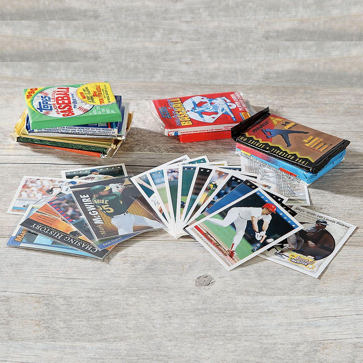 Home Run Club Baseball Cards Set