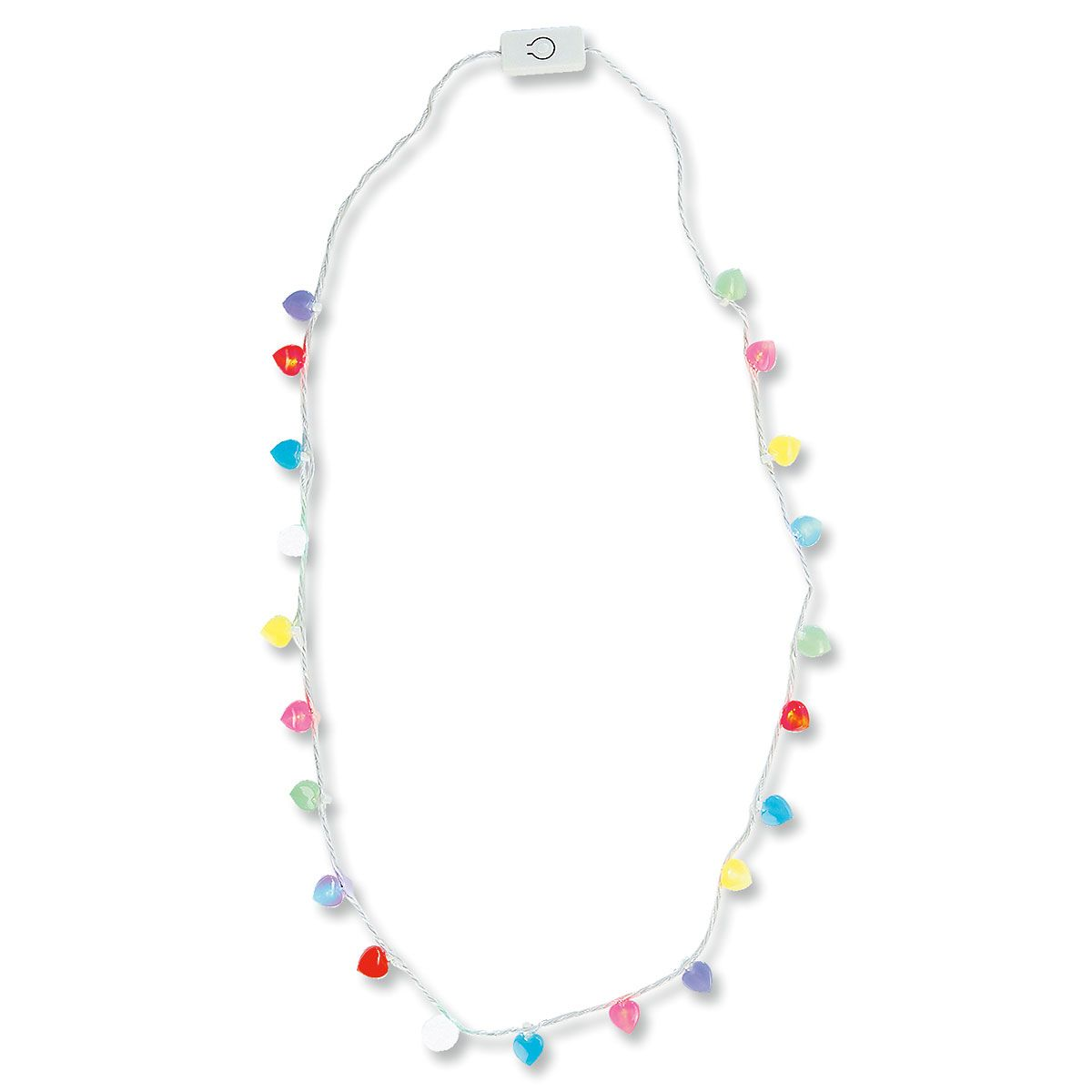 Heart Lights Necklace