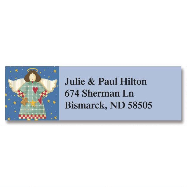 Vicky's Year-Round Classic Address Labels  (12 Designs)