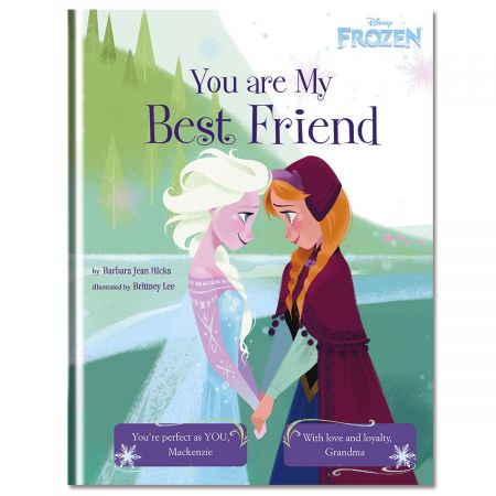 Disney Frozen You Are My Best Friend Storybook