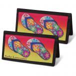 Flip-Flops Fun  Checkbook Covers