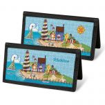 Lighthouse by Jim Shore  Checkbook Covers