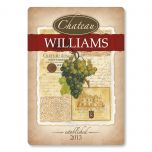 Personalized Tempered Glass Cutting Board