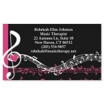 Heart And Song Standard Calling Card