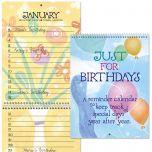 Just For Birthdays Calendar