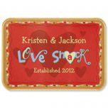Love Shack Cutting Board