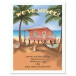 Moving D. Morris Bahama Breeze Postcard