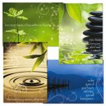 Thoughts of Peace Sympathy Cards & Seals