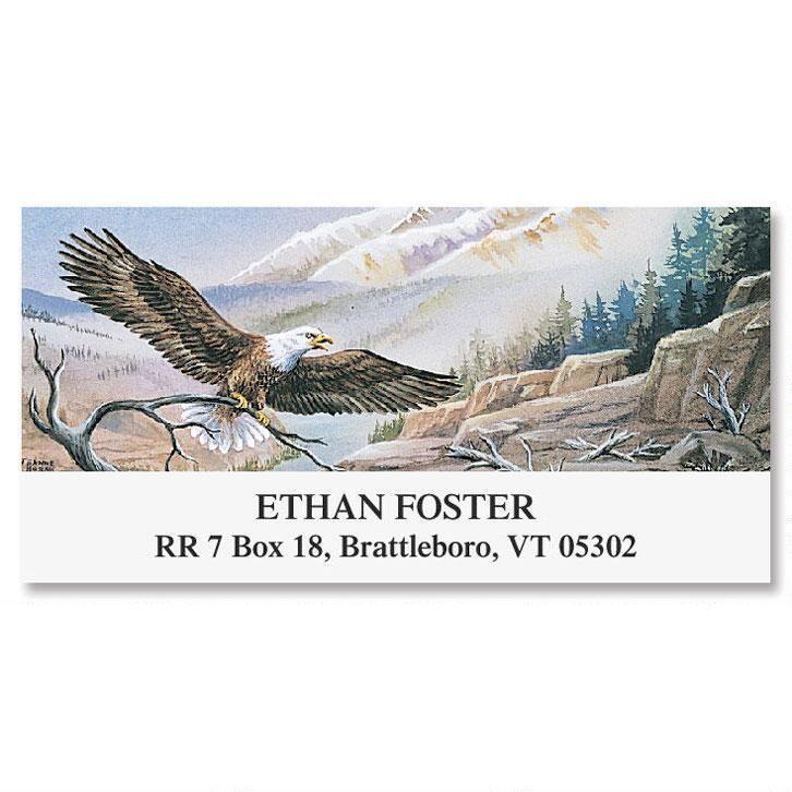 Eagle Deluxe Address Labels