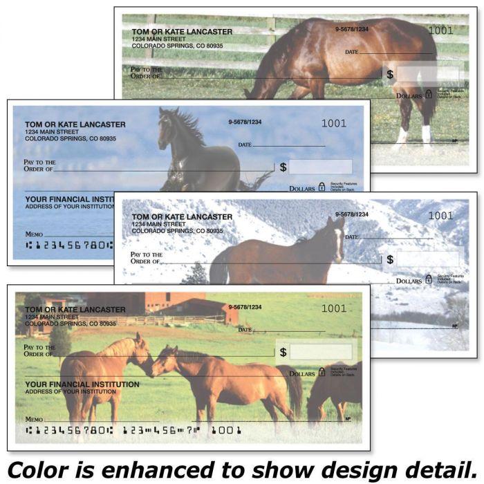 Horse Enthusiast Checks