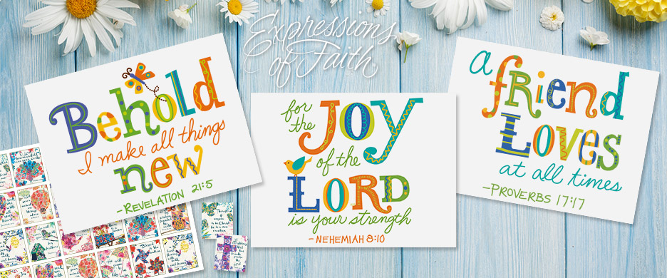 Shop Religious Stickers and Stationery at Current Catalog
