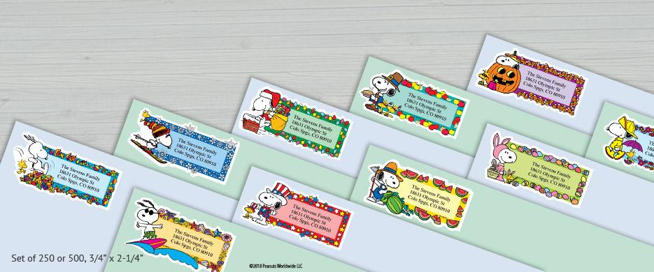 Shop Diecut Address Labels at Current Catalog