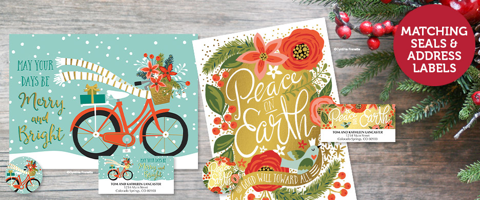 fabulous festive cards - Greeting Cards Images