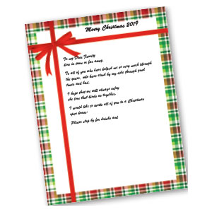 Shop Holiday Letter Papers at Current Catalog