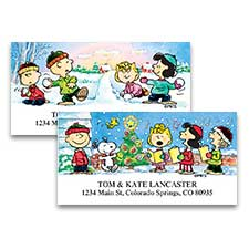 Shop Christmas Address Labels at Current Catalog