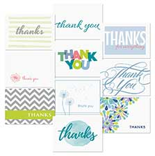 Shop Thank You Value Packs at Current Catalog