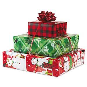 Shop Christmas Flat Wrap at Current Catalog