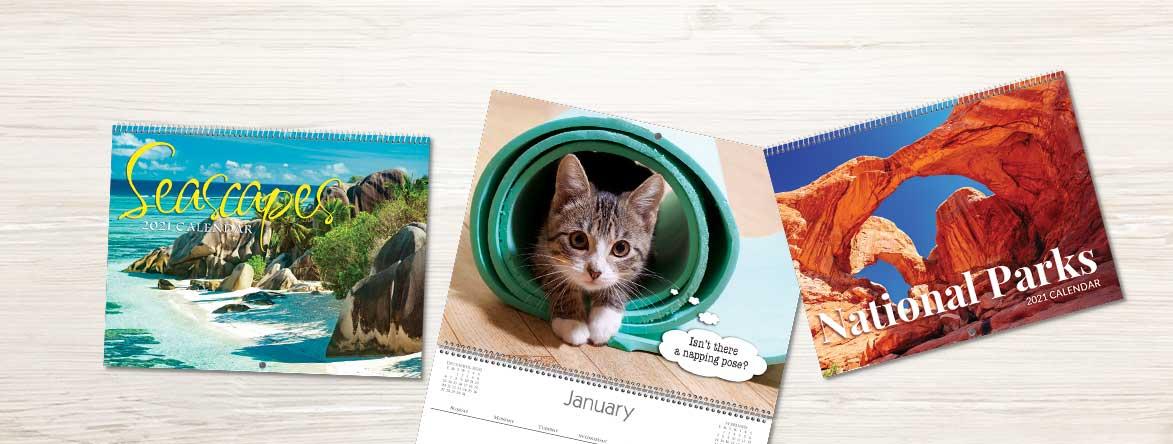 Shop Calendars at Current