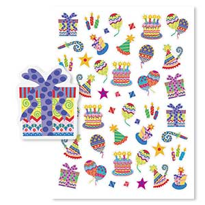 Shop Birthday Stickers at Current Catalog