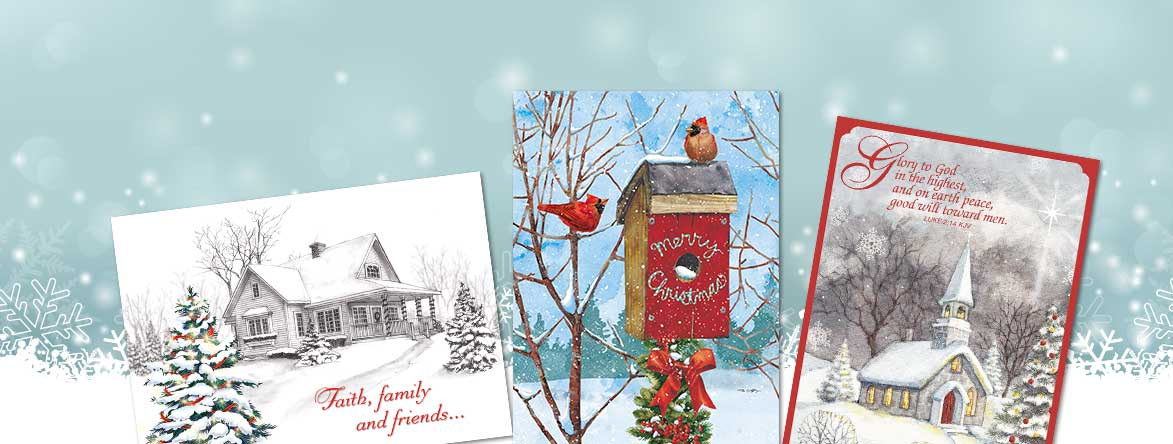 Shop Christmas Cards at Current