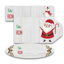 Shop Christmas Gift Tags at Current Catalog