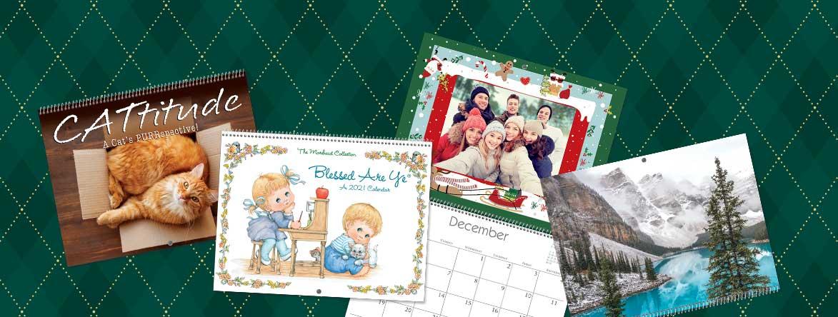 Shop New 2021 Calendars at Current