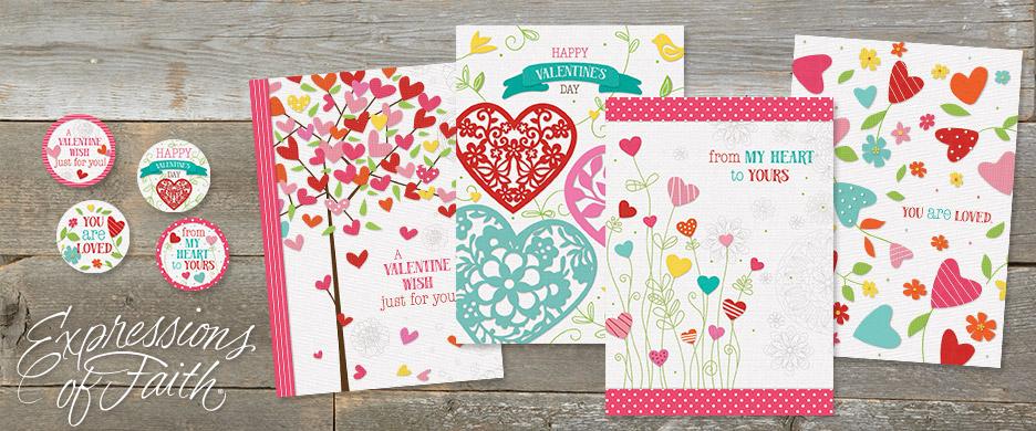 Shop Religious Valentines at Current Catalog