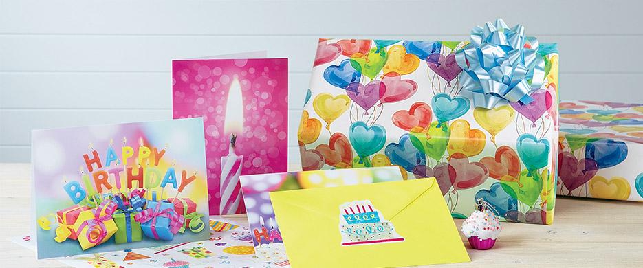 Happy Birthday Gifts Calendar