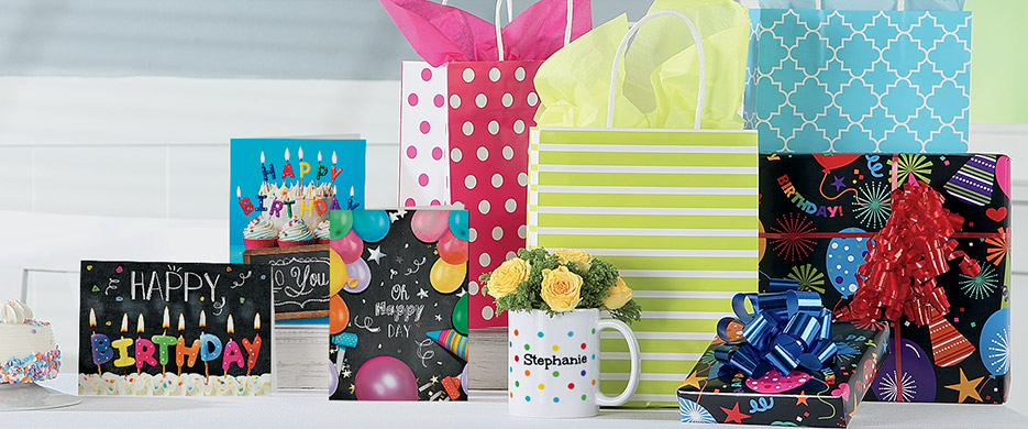 Shop Birthday at Current Catalog