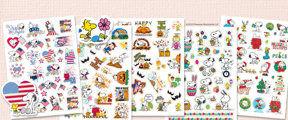 Shop Stickers for Kids at Current Catalog