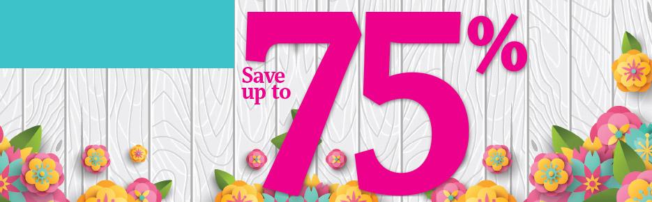 Shop Spring Sale at Current Catalog