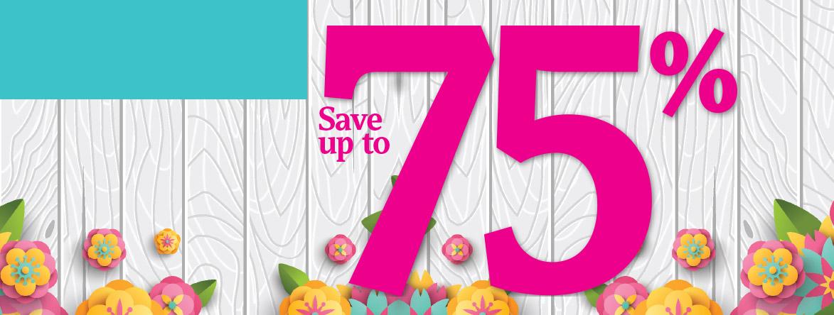 Shop Our Big Spring Sale at Current Catalog
