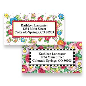 Shop Border Labels at Current Catalog