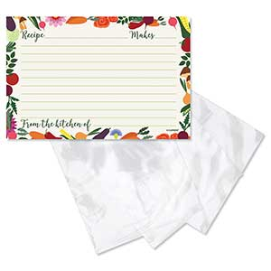 Shop Recipe Cards & Labels at Current Catalog