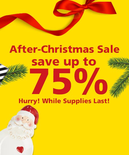 Shop Holiday Sale Event at Current Catalog