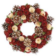 Shop wreaths & banners at Current Catalog