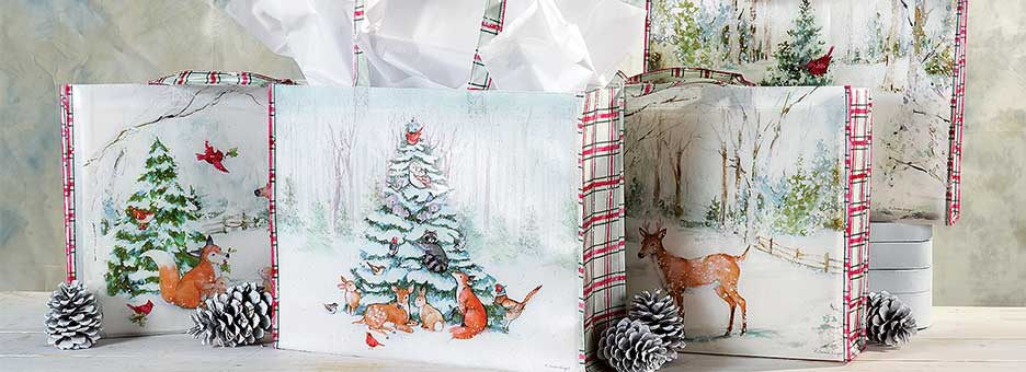 Shop Christmas Gift Wrap Accessories at Current Catalog