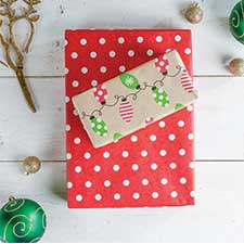 Shop Double-Sided Christmas Rolled Wrap at Current Catalog