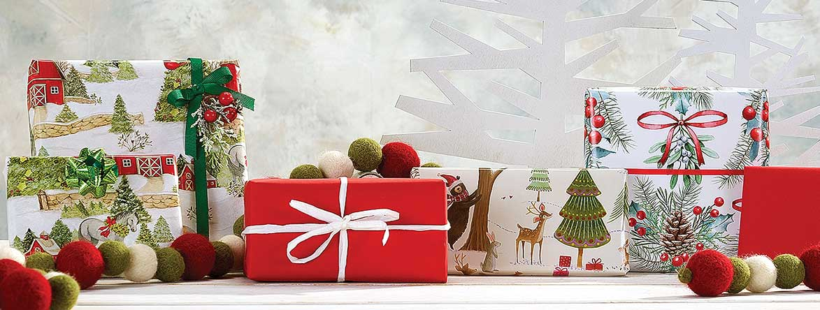 Shop Christmas Wrapping Paper at Current
