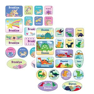 Shop ID Labels at Current Catalog