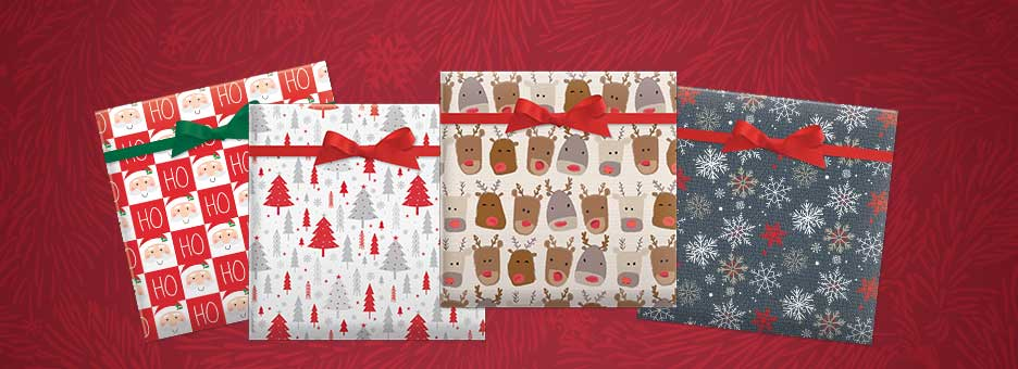 Shop Christmas Wrapping Paper Sale at Current Catalog