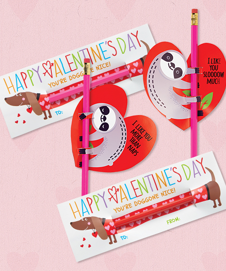 Shop Valentine's Day for Kids at Current Catalog
