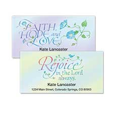 Shop Religious Address Labels at Current Catalog
