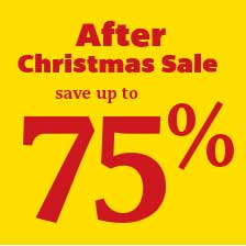 Shop After-Christmas Sale and save up 75% at Current Catalog