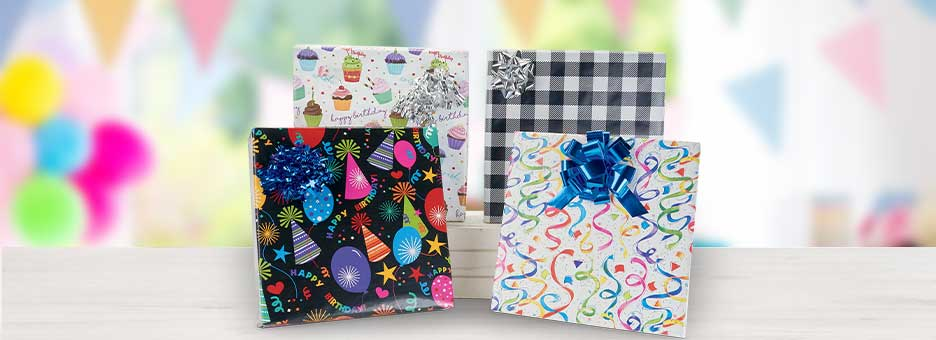 2 Sheets of Arty Designer Large Bees Gift Wrap Wrapping Paper The Art File